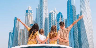 כל מה שרציתם לדעת על חופשה עם הילדים בדובאי