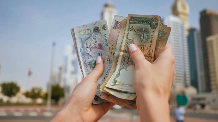 מטבע דובאי איחוד האמירויות