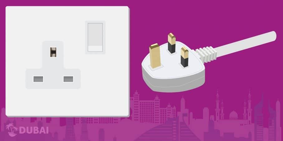 החשמל בדובאי